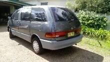 1993 Toyota Tarago Wagon Medowie Port Stephens Area Preview