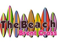 Staff wanted to work the beach at Brent Cross shopping centre