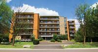 Spacious two bedroom apartment available in charming Brampton ar