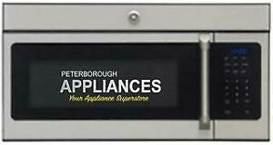 Peterborough Appliances GE Cafe 1.6 Cu.Ft. Over-the-Range Microwave Oven - CVM1655STC