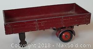 Dinky Toys Die Cast Toy Trailer