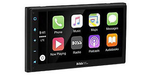 Boss audio Double Din touch screen
