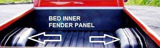 TOYOTA HILUX RN50 RN56 LN56 MODEL 1984 89 BED INNER FENDER PANEL PAIR RH LH