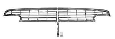 1956 Ford Fairlane Grille w/Hardware 3-Pieces