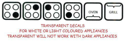Cooker Stickers Other Cookware Dining Amp Bar Ebay