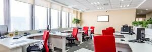 Commercial Office Cleaners in Durham