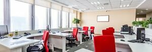 Commercial Office Cleaners in Kitchener & Waterloo
