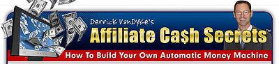 Affiliate Cash Secrets- 4 Modules & 2 Bonuses on 1 CD
