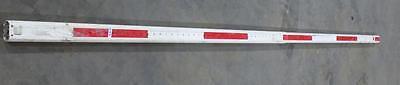 57 Closed Aluminum Survey Stick
