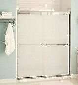 porte coulissante pour bain, shower sliding door