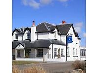 Commis Chef - 2017 Season - Remote Scottish Highland Hotel