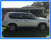 2009 Nissan X-Trail T31 TS Wagon 5dr Spts Auto 6sp 4x4 2.0DT imag Wollongong Wollongong Area Preview