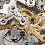 Swiss watch exchange