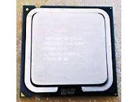 intel pentium dual core LGA775 socket