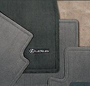 Lexus Es300 Set - GENUINE 2002-2006 LEXUS ES300 / ES330 Ivory Floor Mat Set, NEW