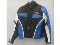 Motorbike Clothing : Jackets, Leather Trousers, Boots, Gloves,etc