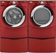 FREE PIÇKUP TODAY OF YOUR WASHERS, DRYERS, STOVES & SCRAP METALS
