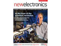 """New Electronics"" Magazines - many copies"