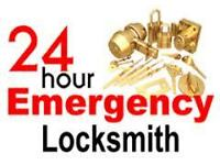 24hr UPVC Emergency Locksmiths Call George 07858301632