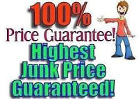 WE PAY MOST MONEY FOR UR JUNK CARS 403-402-4842