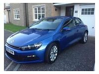 Volkswagen Scirocco 1.4 TSI. Excellent condition FVWSH. 24500 miles 2owners from new