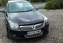 Vauxhall Astra H SRI XP 1.8