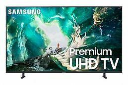 """Samsung UN49RU8000 49"""" (3840 x 2160) Smart 4K Ultra High Definition TV (2019)"""