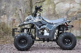 110cc Kids Quad Bike - with speed control - New Wingfield Port Adelaide Area Preview