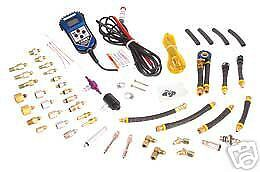 Fuel Injection Pressure/Vacuum Kit with Digital Guage (Digital Fuel Injection)