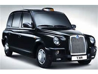 WANTED TAXI BLACK CAB