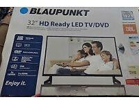 Blaupunkt 32/148Z-GB-11B-GU-UK 32 Inch HD Ready LED TV Freeview HD USB Playback
