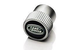Land Rover Branded Tyre Valve Caps - LR027560