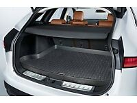 Jaguar F Pace Luggage compartment rubber load liner