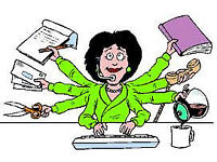 Do you need a Personal Assistant or Admin/Secretarial help? On Site &/or Virtual/Remote