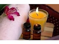 Full body massage including deep tissue and hot towel massage