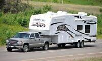 WANTED: 3/4 ton Diesel with 5th Wheel Hitch