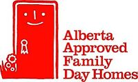 Accredited and Licensed Spruce Grove Dayhome