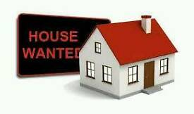 ***WANTED*** Two bedroom house