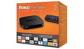Roku Premiere - HD and 4K UHD Streaming Media Player brand new.