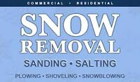 Reliable Residential Snow Services