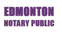EdmontonNotaryPublic | Same Day Appts | 8:30 AM - 5:30 PM