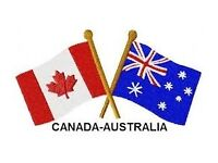 Canada/Australia -Visa and Immigration (be 1st IN QUE for Canada PNP and student visa in 2-3month)