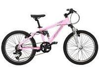 Carrera sol 20 girls bike