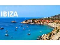 2 x Flights to Ibiza