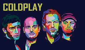 Coldplay 13th Dec Sydney Pymble Ku-ring-gai Area Preview
