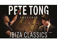 PETE TONG 16th DEC O2 London SWAP