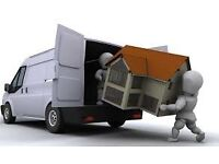 24/7 short notice man and van hire removal with a delivery service house mover home flat London