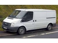 Van and couple hire