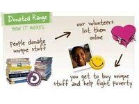 Online Sales Volunteer