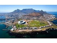 Enjoy this summer in CAPE TOWN, SOUTH AFRICA
